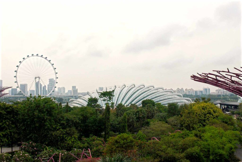 domo gardens by the bay